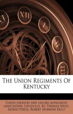 Confederate Military Units Formed in Kentucky - Research
