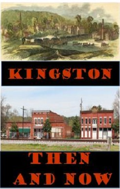 Kingston, GA in the Civil War