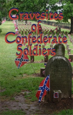 Gravesites of Georgia soldiers