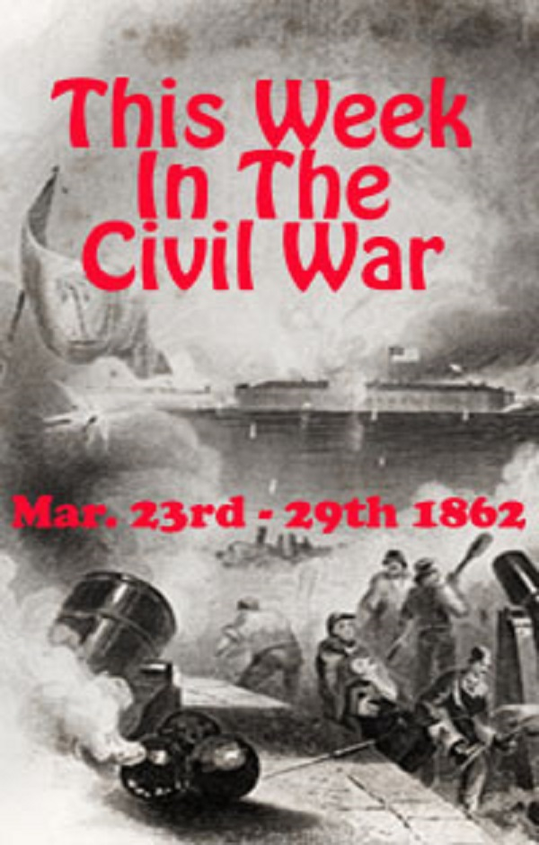 Details on the events of the Civil War each week.